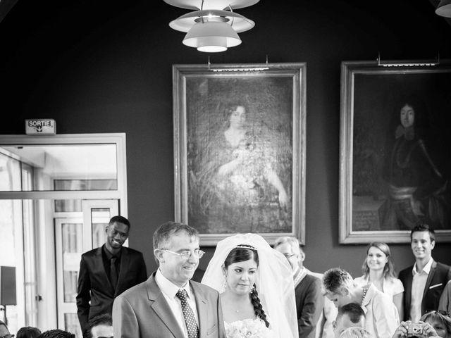 Le mariage de Julien et Aurélie à Nangis, Seine-et-Marne 42