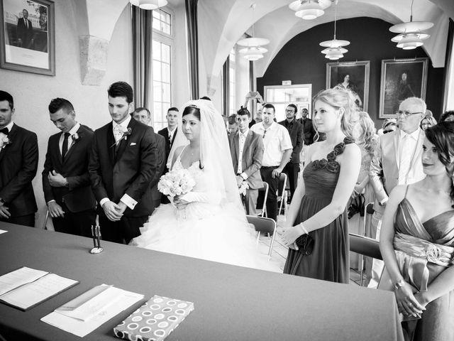 Le mariage de Julien et Aurélie à Nangis, Seine-et-Marne 43