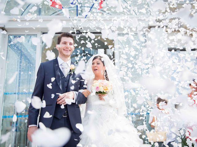 Le mariage de Julien et Aurélie à Nangis, Seine-et-Marne 45