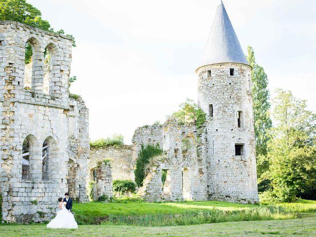 Le mariage de Julien et Aurélie à Nangis, Seine-et-Marne 70