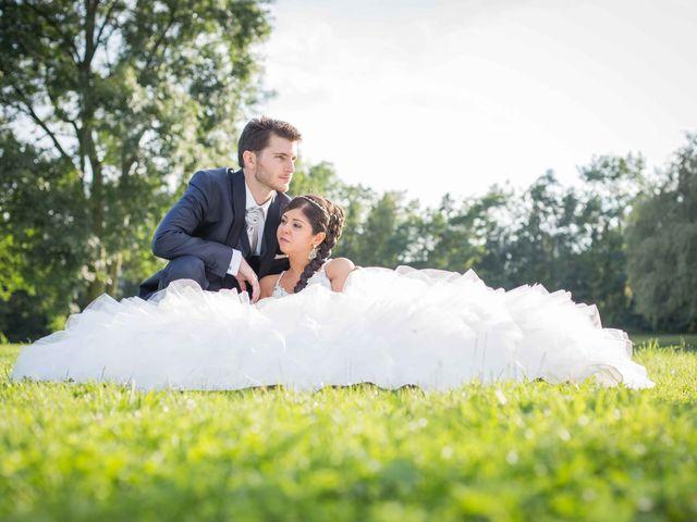 Le mariage de Julien et Aurélie à Nangis, Seine-et-Marne 74