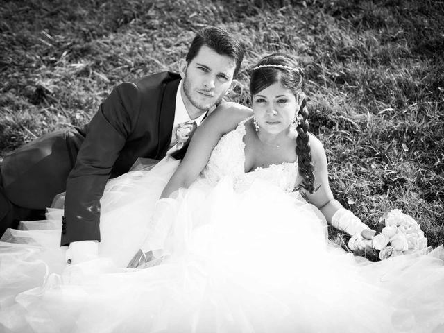 Le mariage de Julien et Aurélie à Nangis, Seine-et-Marne 75