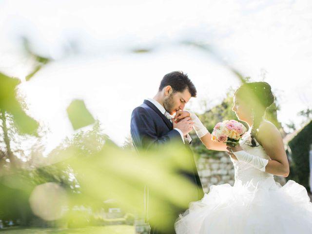 Le mariage de Julien et Aurélie à Nangis, Seine-et-Marne 79