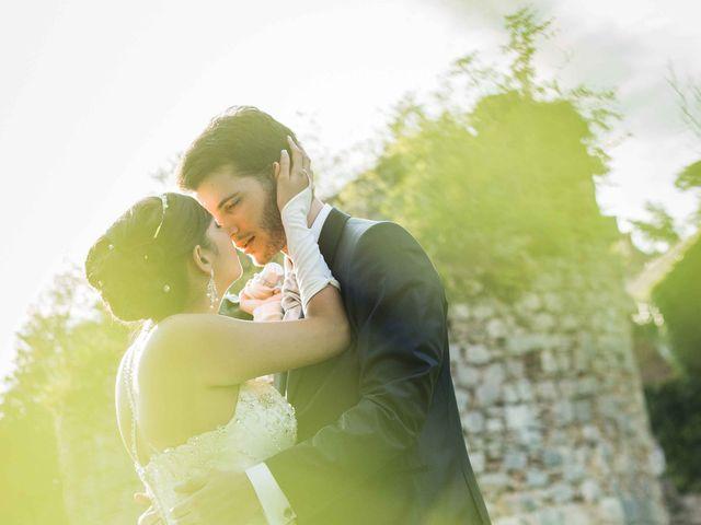 Le mariage de Julien et Aurélie à Nangis, Seine-et-Marne 80