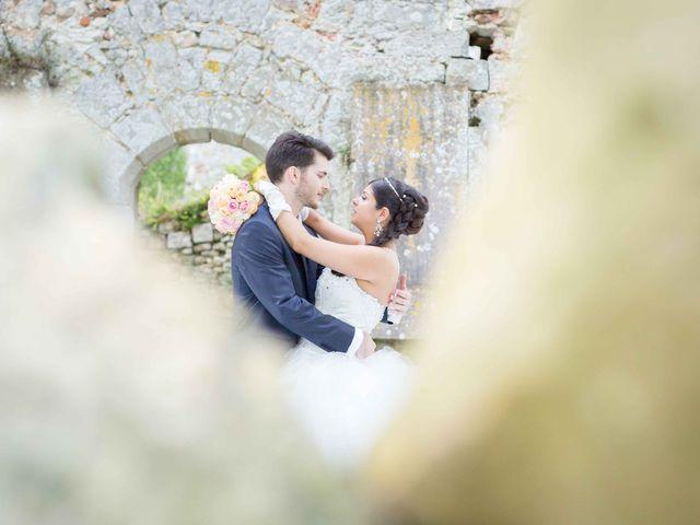 Le mariage de Julien et Aurélie à Nangis, Seine-et-Marne 83