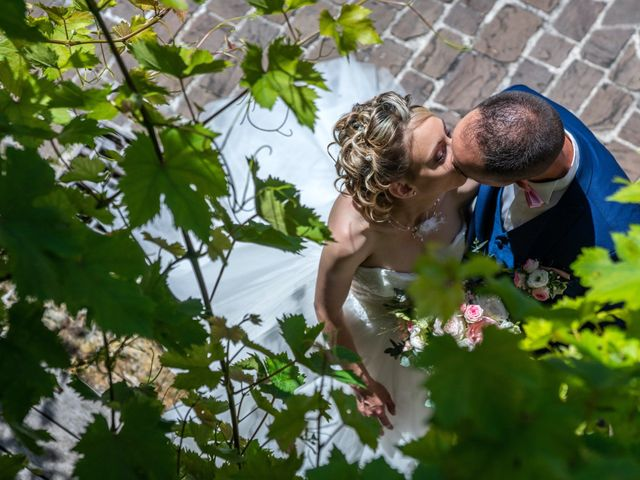Le mariage de Jérémie et Aurélie à Mennetou-sur-Cher, Loir-et-Cher 1