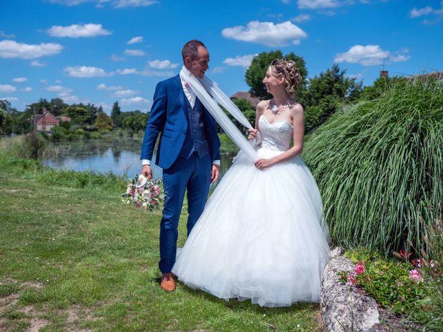 Le mariage de Jérémie et Aurélie à Mennetou-sur-Cher, Loir-et-Cher 6