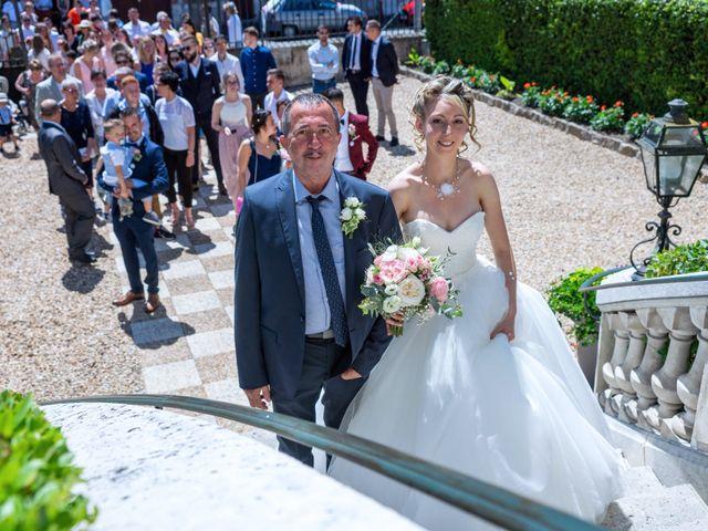 Le mariage de Jérémie et Aurélie à Mennetou-sur-Cher, Loir-et-Cher 9