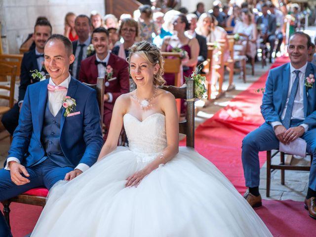 Le mariage de Jérémie et Aurélie à Mennetou-sur-Cher, Loir-et-Cher 12