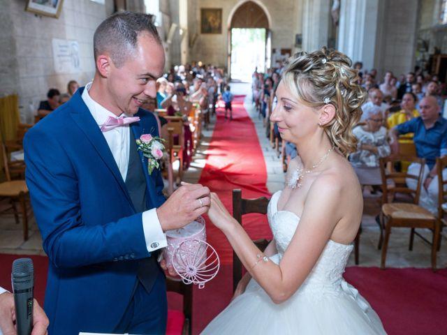 Le mariage de Jérémie et Aurélie à Mennetou-sur-Cher, Loir-et-Cher 14