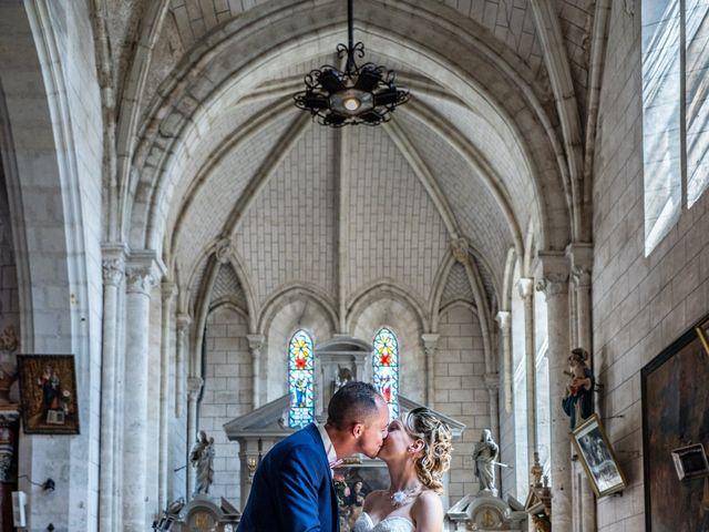 Le mariage de Jérémie et Aurélie à Mennetou-sur-Cher, Loir-et-Cher 15