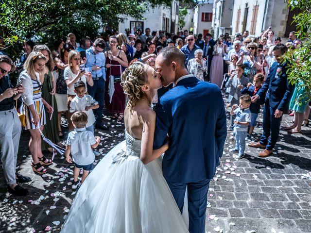 Le mariage de Jérémie et Aurélie à Mennetou-sur-Cher, Loir-et-Cher 16