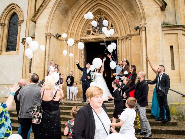 Le mariage de JEAN CHRISTOPHE et VALERIE à Woippy, Moselle 6