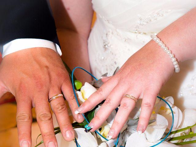 Le mariage de JEAN CHRISTOPHE et VALERIE à Woippy, Moselle 7