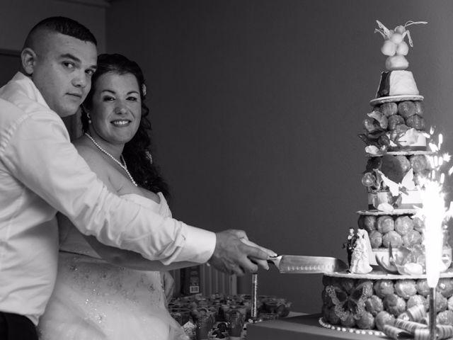 Le mariage de JEAN CHRISTOPHE et VALERIE à Woippy, Moselle 28