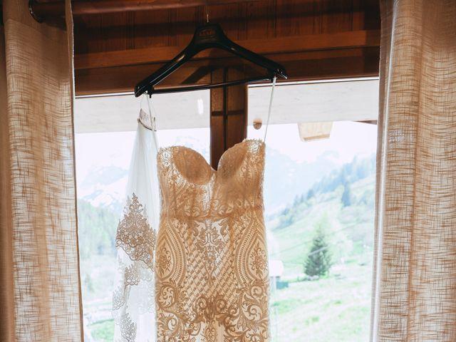 Le mariage de Grégory et Florine à Bourg-Saint-Maurice, Savoie 16