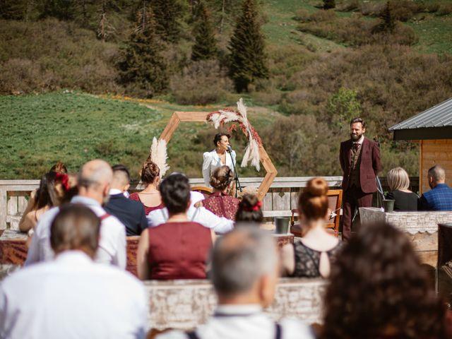 Le mariage de Grégory et Florine à Bourg-Saint-Maurice, Savoie 29