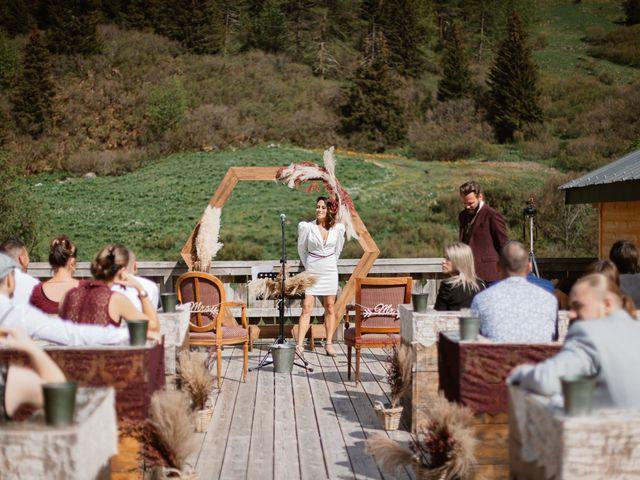 Le mariage de Grégory et Florine à Bourg-Saint-Maurice, Savoie 30