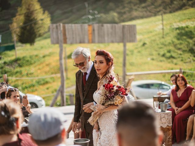 Le mariage de Grégory et Florine à Bourg-Saint-Maurice, Savoie 31