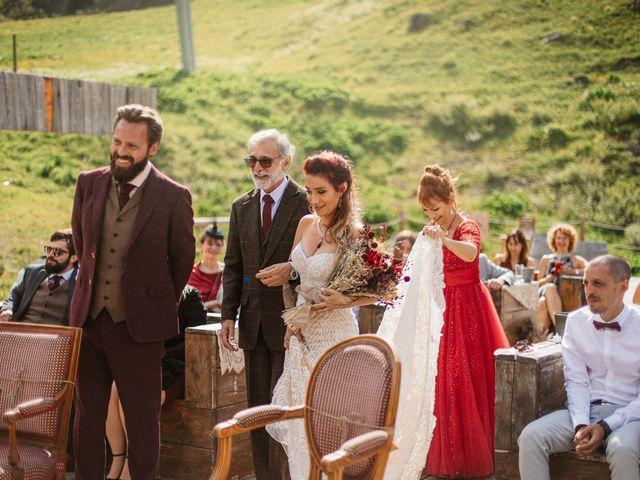 Le mariage de Grégory et Florine à Bourg-Saint-Maurice, Savoie 32