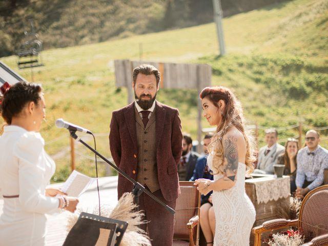 Le mariage de Grégory et Florine à Bourg-Saint-Maurice, Savoie 35