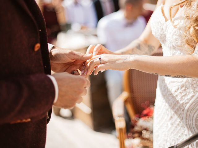 Le mariage de Grégory et Florine à Bourg-Saint-Maurice, Savoie 40