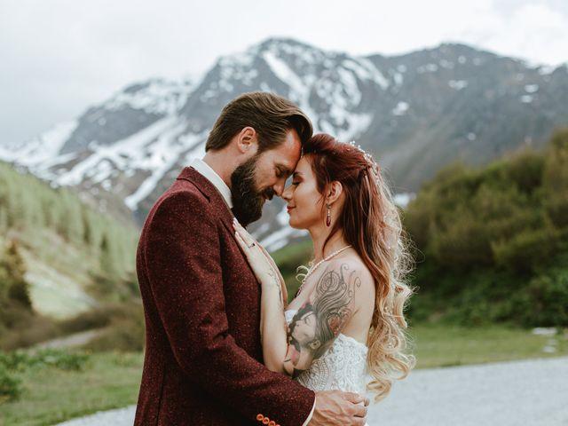 Le mariage de Grégory et Florine à Bourg-Saint-Maurice, Savoie 45