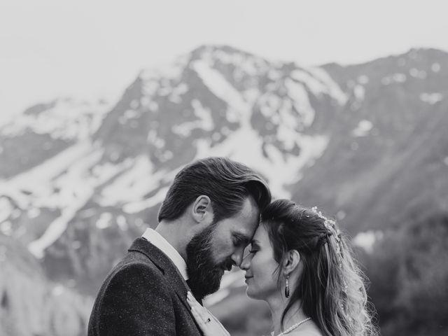Le mariage de Grégory et Florine à Bourg-Saint-Maurice, Savoie 1