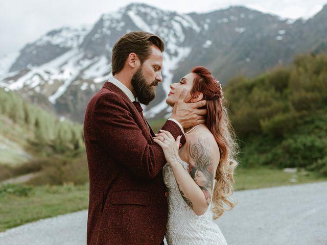 Le mariage de Grégory et Florine à Bourg-Saint-Maurice, Savoie 46