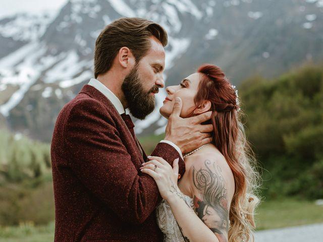 Le mariage de Grégory et Florine à Bourg-Saint-Maurice, Savoie 47