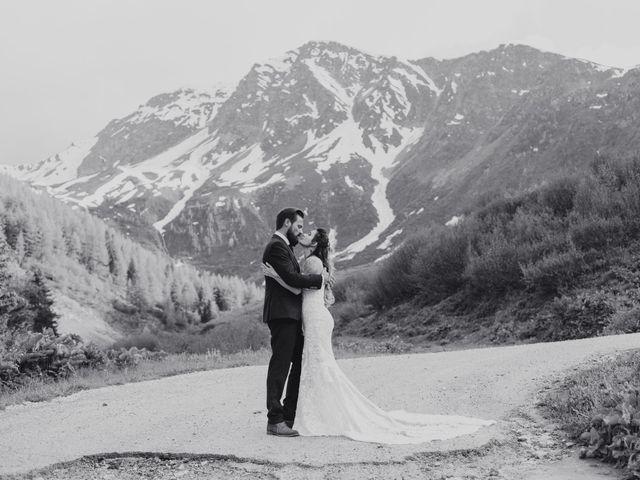Le mariage de Grégory et Florine à Bourg-Saint-Maurice, Savoie 49