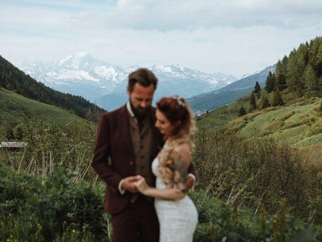 Le mariage de Grégory et Florine à Bourg-Saint-Maurice, Savoie 56