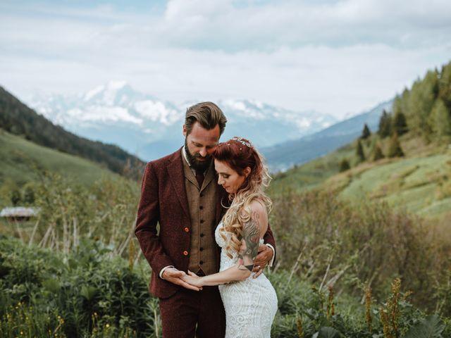 Le mariage de Grégory et Florine à Bourg-Saint-Maurice, Savoie 57