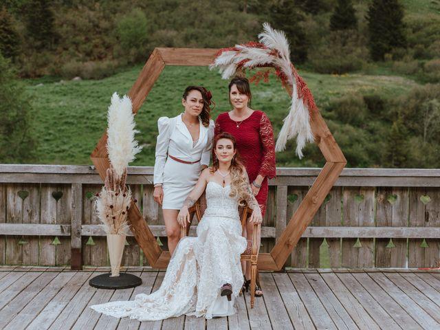 Le mariage de Grégory et Florine à Bourg-Saint-Maurice, Savoie 60