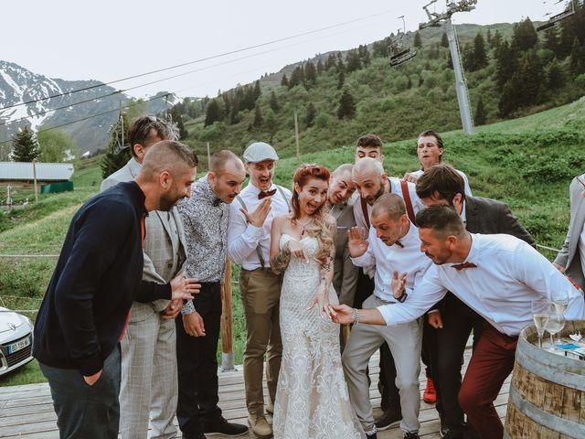 Le mariage de Grégory et Florine à Bourg-Saint-Maurice, Savoie 63