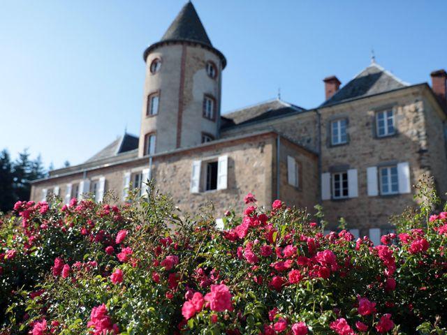 Le mariage de Christophe et Marylène à Yssingeaux, Haute-Loire 4