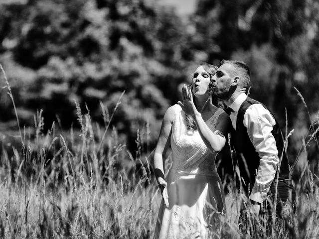 Le mariage de Christophe et Marylène à Yssingeaux, Haute-Loire 9
