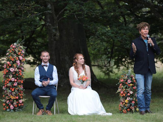 Le mariage de Christophe et Marylène à Yssingeaux, Haute-Loire 16