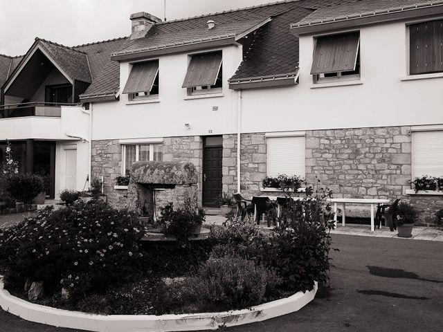 Le mariage de Christophe et Amanda à Larmor-Plage, Morbihan 1