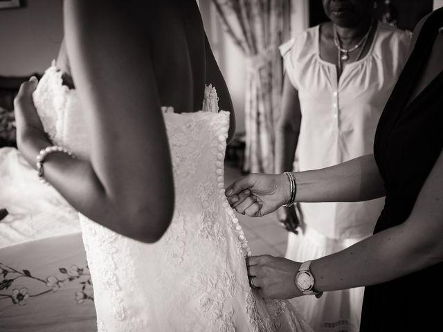 Le mariage de Christophe et Amanda à Larmor-Plage, Morbihan 16