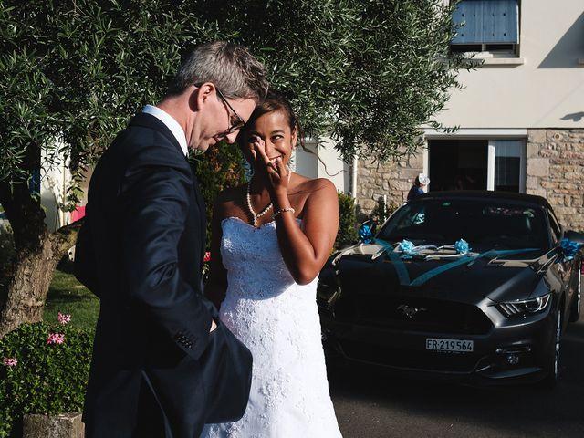 Le mariage de Christophe et Amanda à Larmor-Plage, Morbihan 19