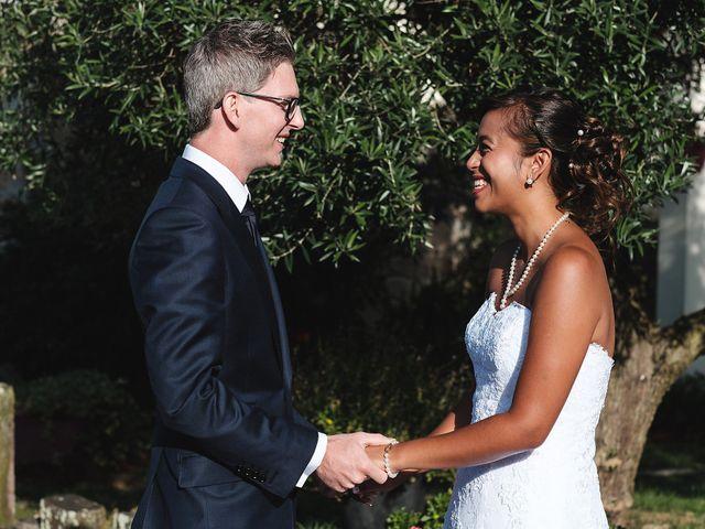 Le mariage de Christophe et Amanda à Larmor-Plage, Morbihan 20