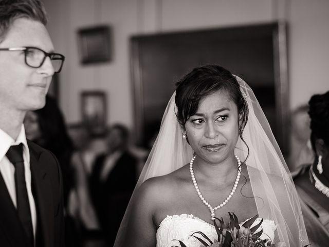 Le mariage de Christophe et Amanda à Larmor-Plage, Morbihan 26