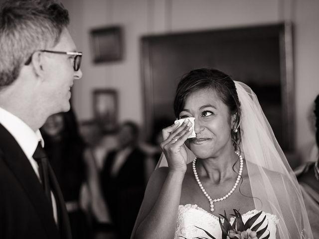 Le mariage de Christophe et Amanda à Larmor-Plage, Morbihan 27