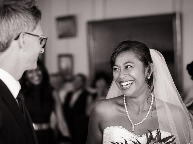 Le mariage de Christophe et Amanda à Larmor-Plage, Morbihan 28