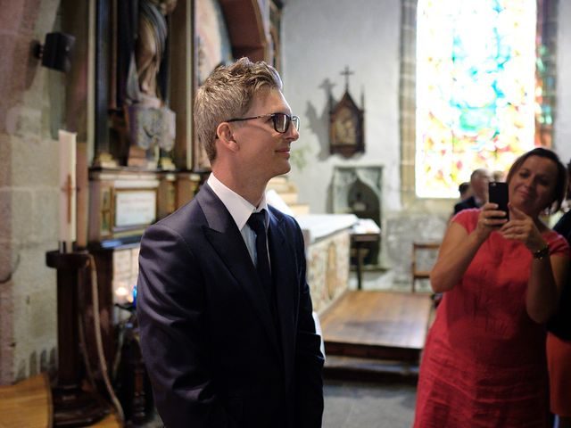 Le mariage de Christophe et Amanda à Larmor-Plage, Morbihan 34