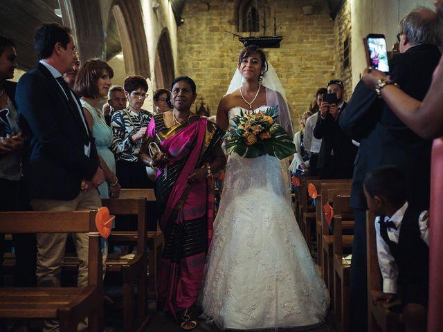 Le mariage de Christophe et Amanda à Larmor-Plage, Morbihan 35