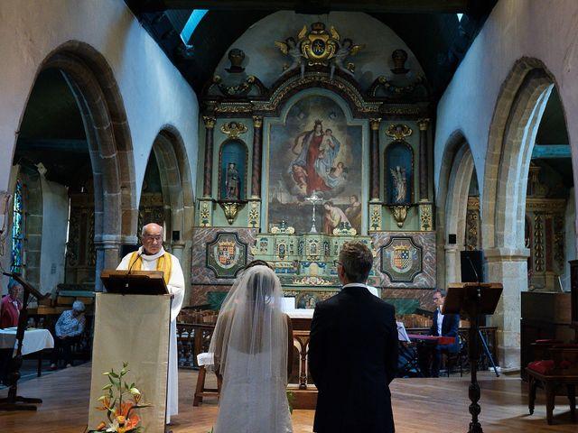 Le mariage de Christophe et Amanda à Larmor-Plage, Morbihan 36