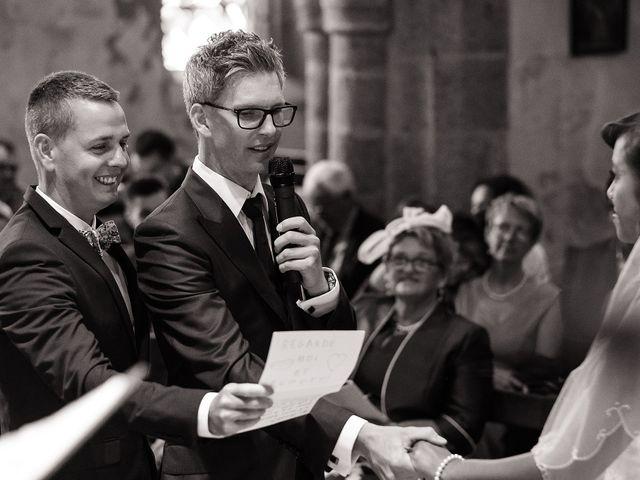 Le mariage de Christophe et Amanda à Larmor-Plage, Morbihan 37