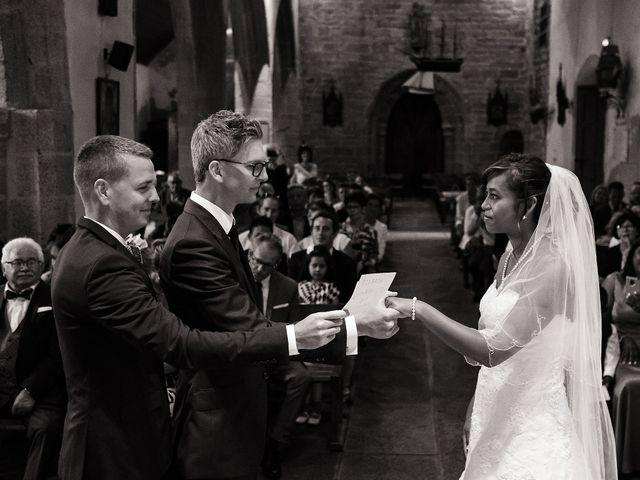 Le mariage de Christophe et Amanda à Larmor-Plage, Morbihan 39